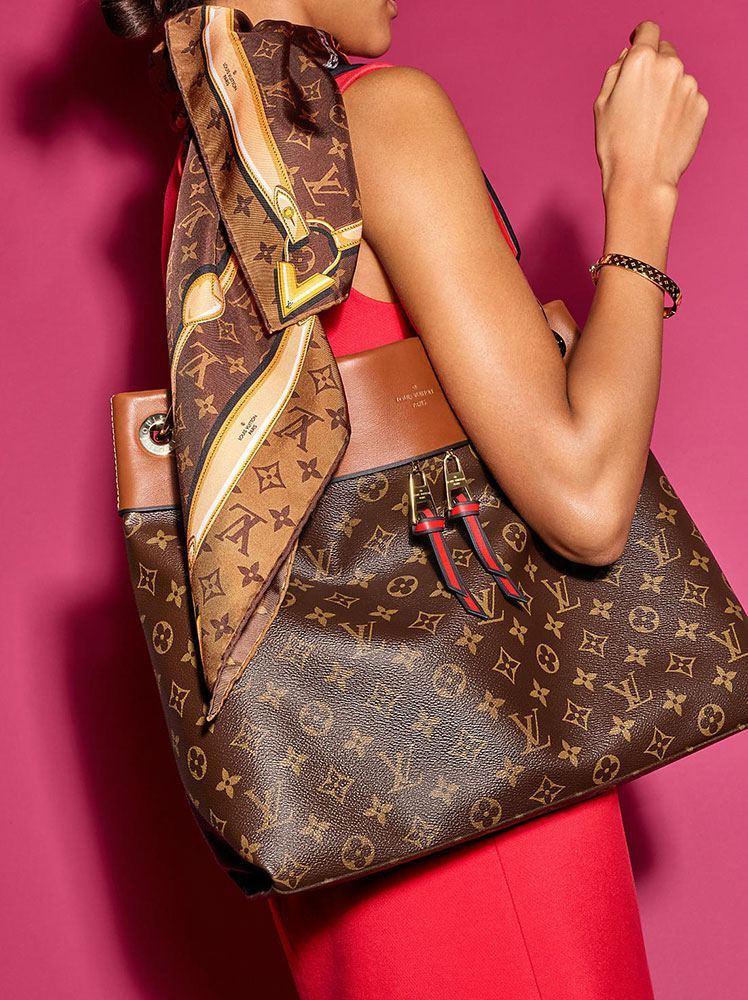 Kolekcja torebek Louis Vuitton Monogram Colors