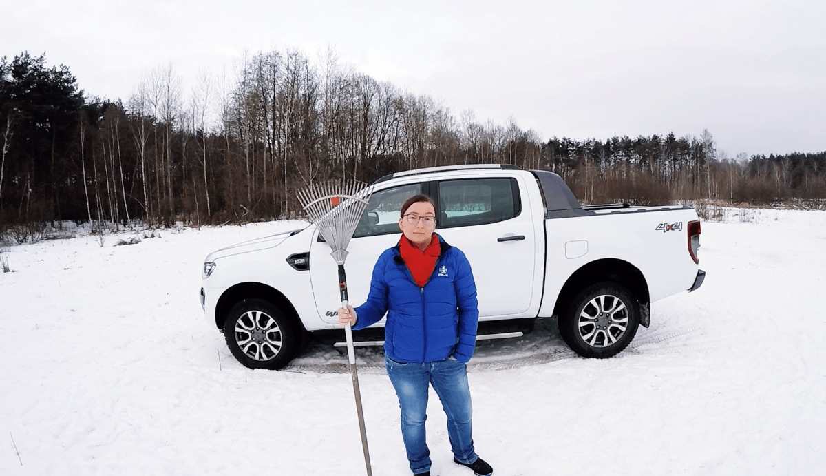 Ford Ranger – Jest Pięknie za kierownicą