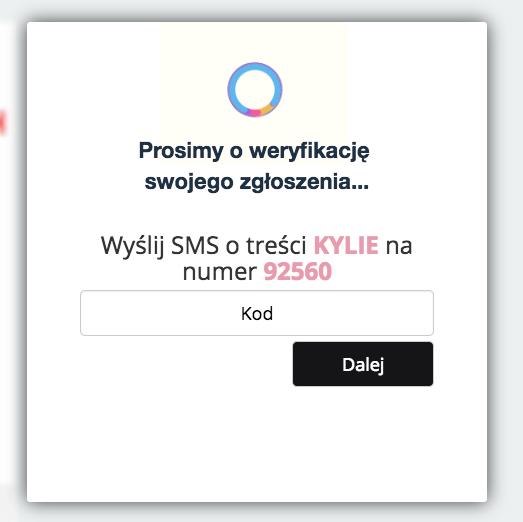 13b04b5b5b2e6 Ale zaraz, co to za numer? Sprawdziłam. Na stronie  http://www.ilekosztujesms.pl/92560/ jest to podane: ten SMS będzie Cię  kosztować prawie 31 zł.