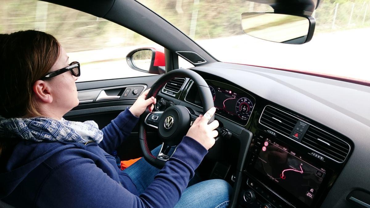 Volkswagen Golf – Jest Pięknie za kierownicą