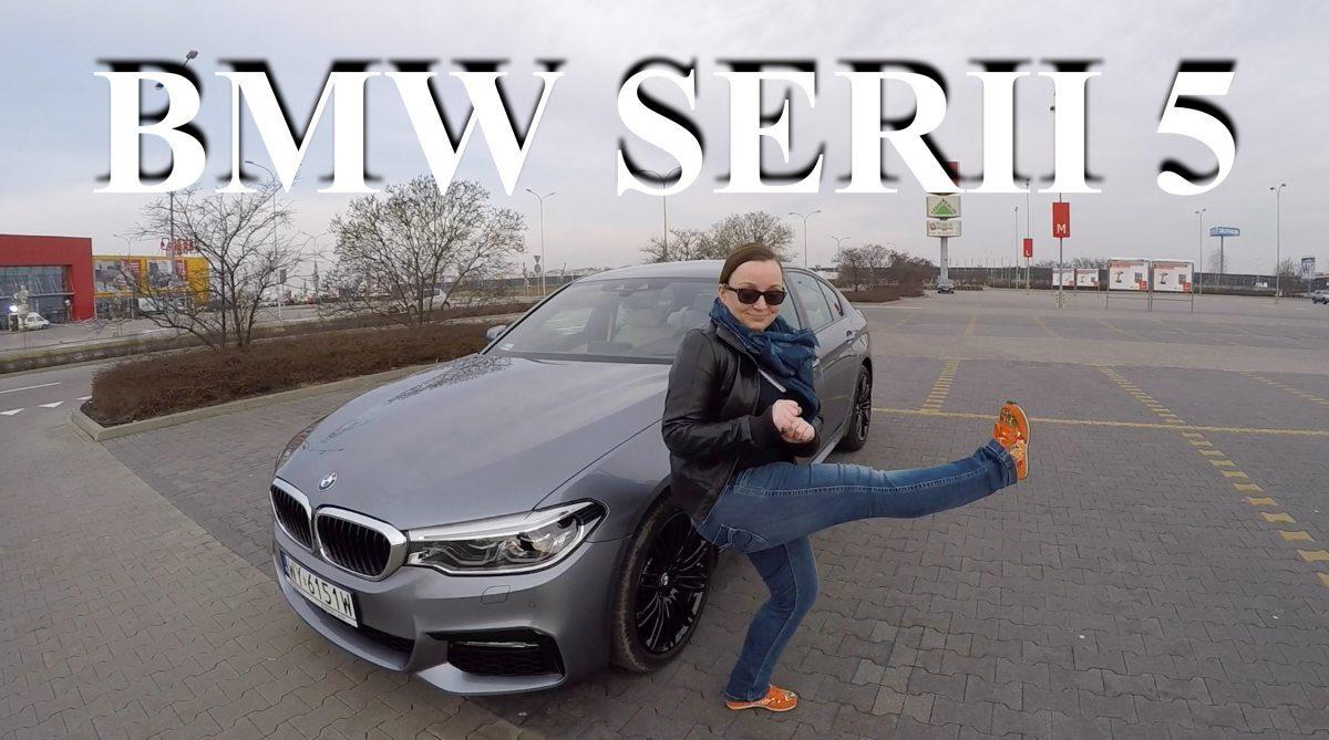 BMW serii 5 – Jest Pięknie za kierownicą