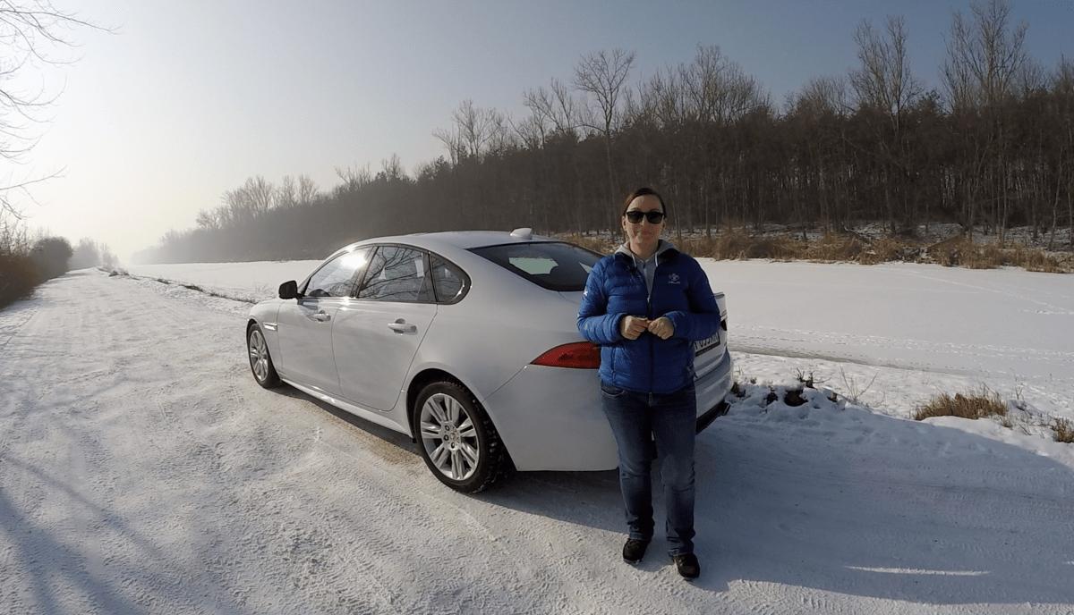 Jaguar XF – Jest Pięknie za kierownicą