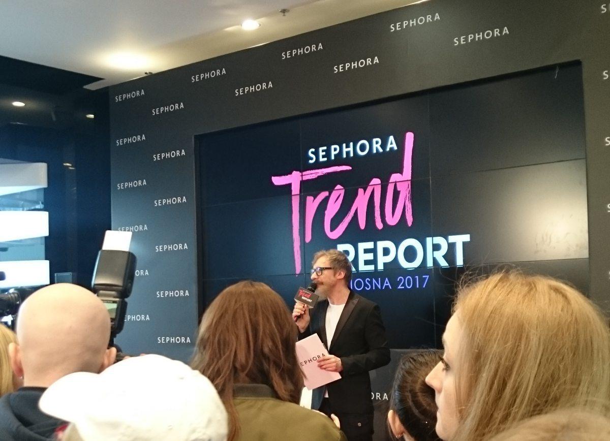 Sephora Trend Report wiosna 2017 – moje wnioski + rozdanie