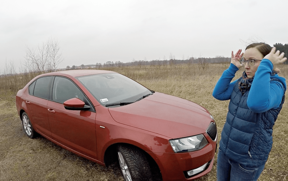 Skoda Octavia – Jest Pięknie za kierownicą