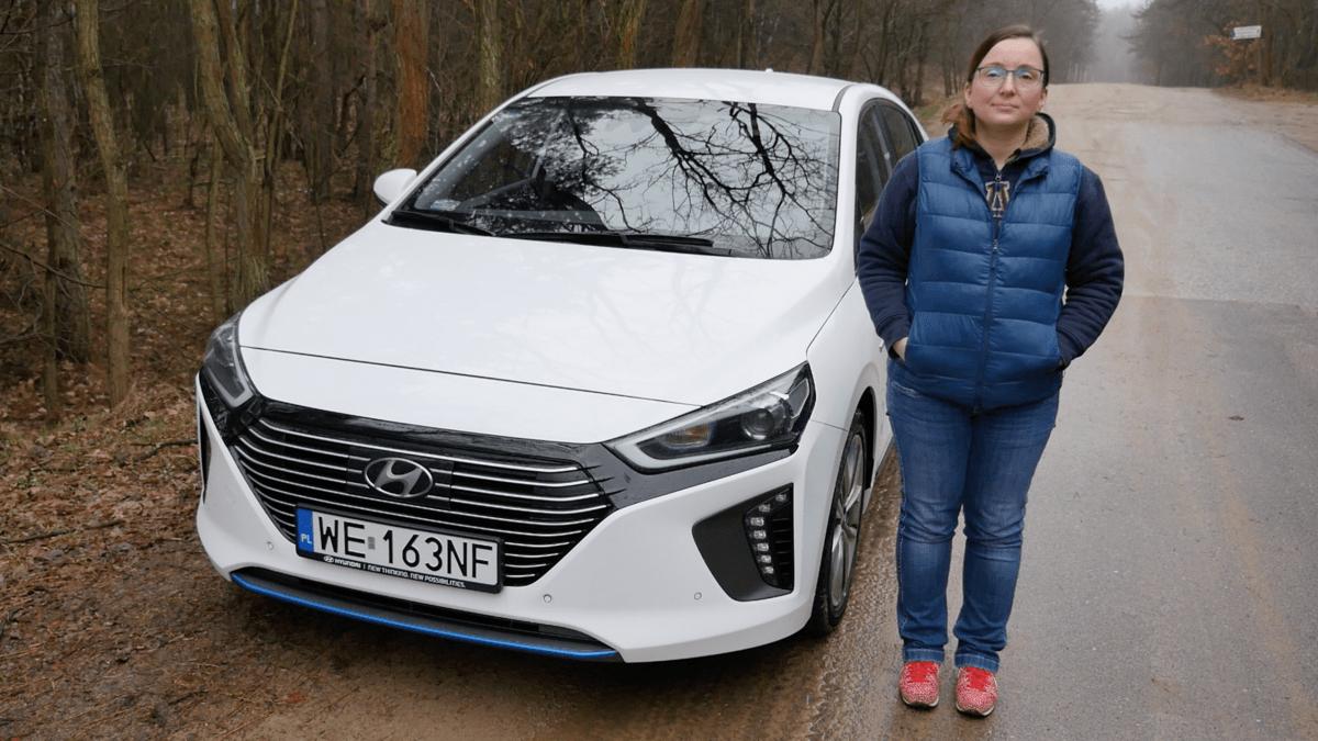 Hyundai IONIQ – Jest Pięknie za kierownicą