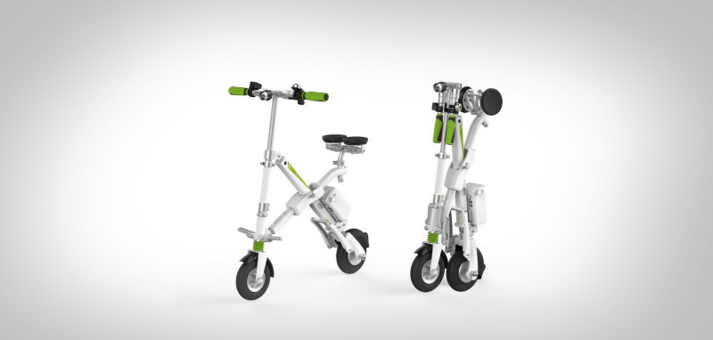 archos urban escooter