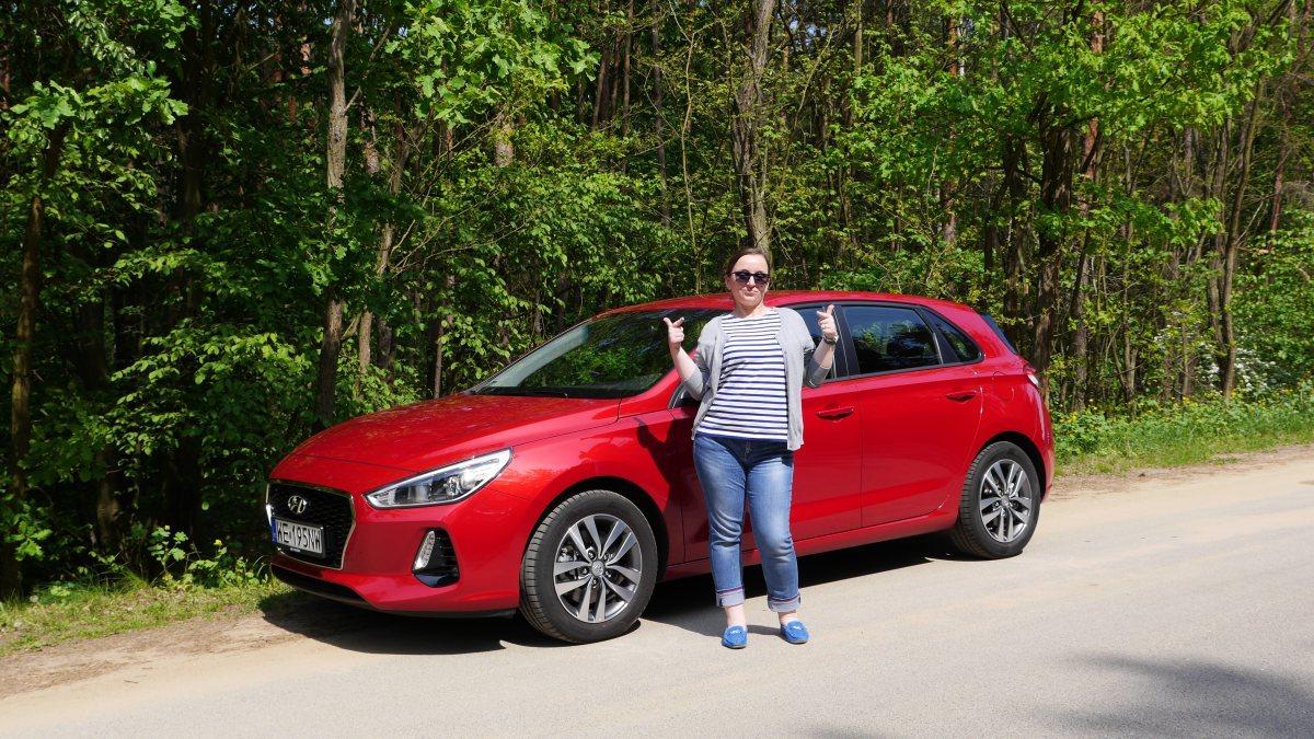 Hyundai i30 – Jest Pięknie za kierownicą