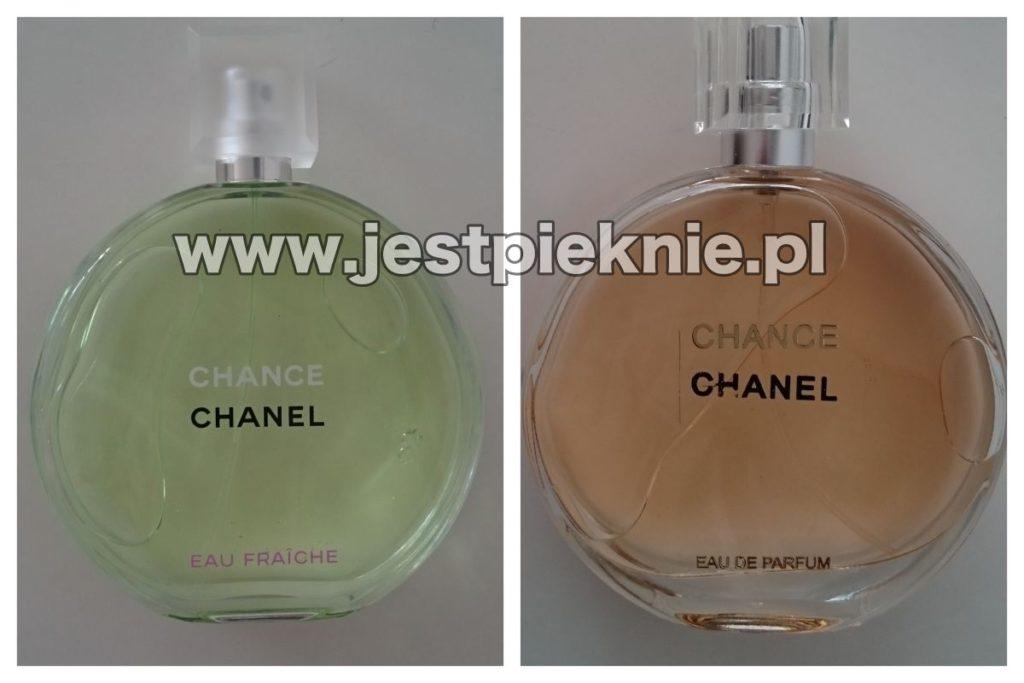 c0600b984a77a Jak rozpoznać podróbkę Chanel Chance? Butelka