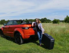 range rover evoque convertible moj test