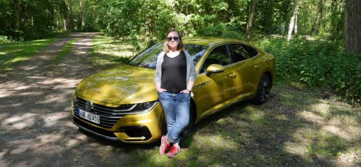 vw arteon moj test