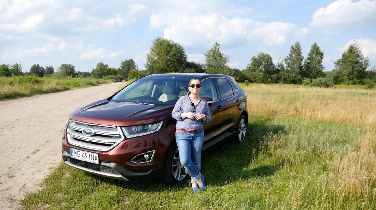 ford edge moj test