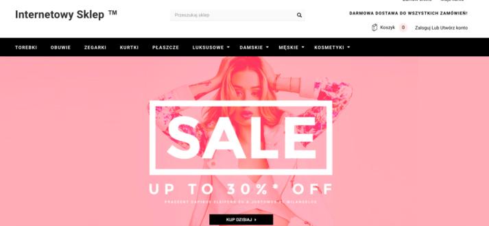 internetowy sklep podrobki glowne