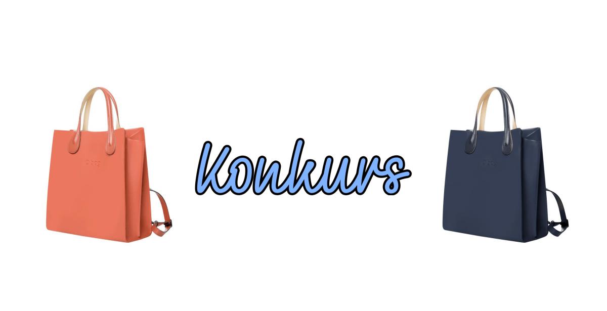 Konkurs: wygraj torebkę O Bag