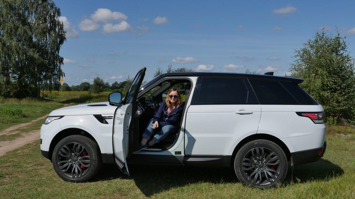 range rover sport moj test