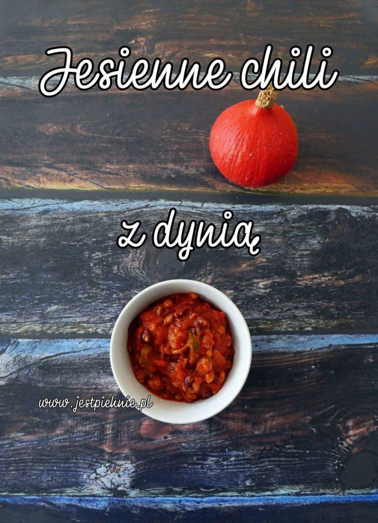 jesienne chili z dynia