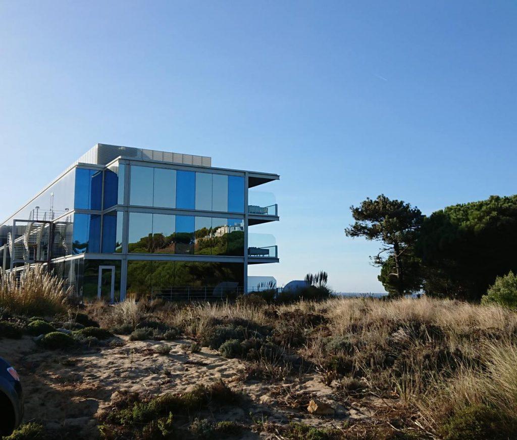 weekend w portugalii 09 hotel z zewnatrz