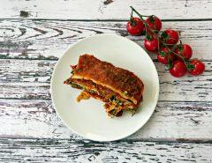 lasagne bez miesa