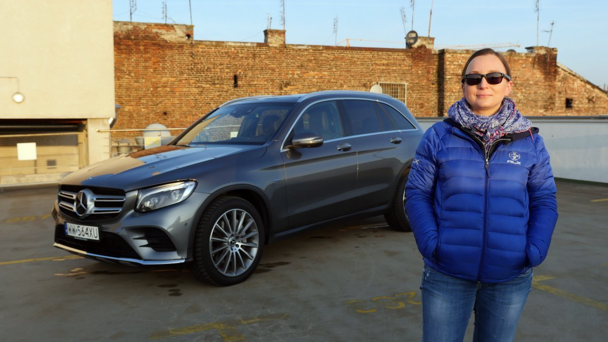 mercedes glc test