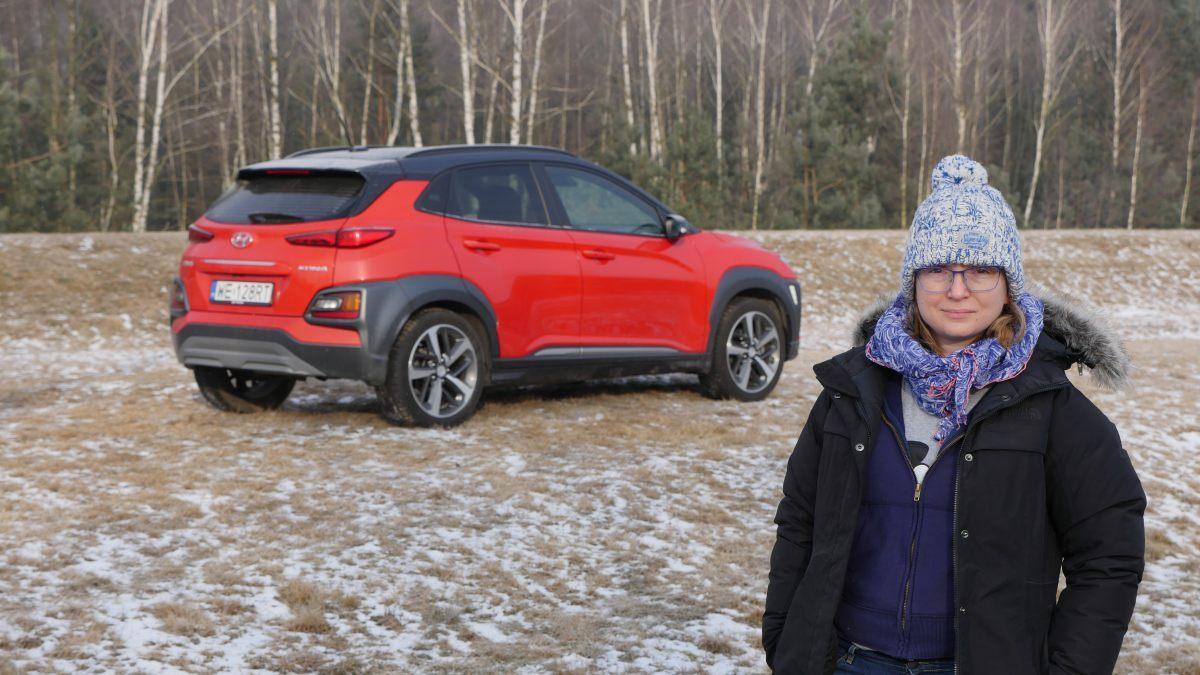 Hyundai Kona – Jest Pięknie za kierownicą