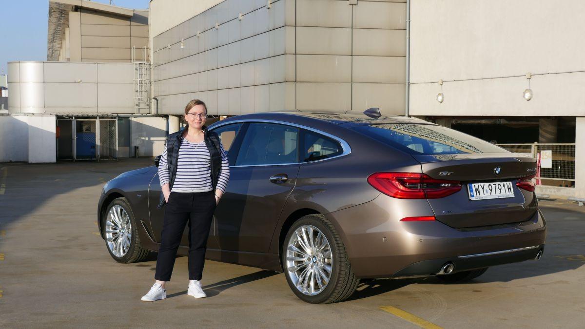 BMW 6GT: mój test / Jest Pięknie za kierownicą