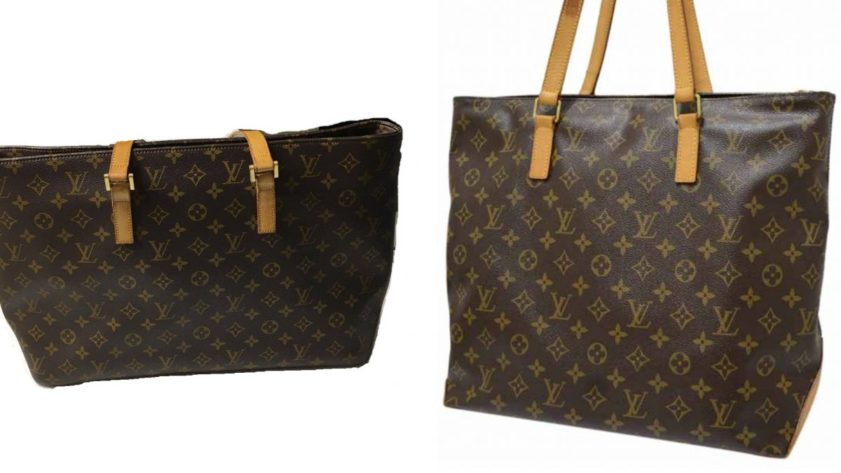 Jak rozpoznać podróbkę: torebka Louis Vuitton Monogram Cabas