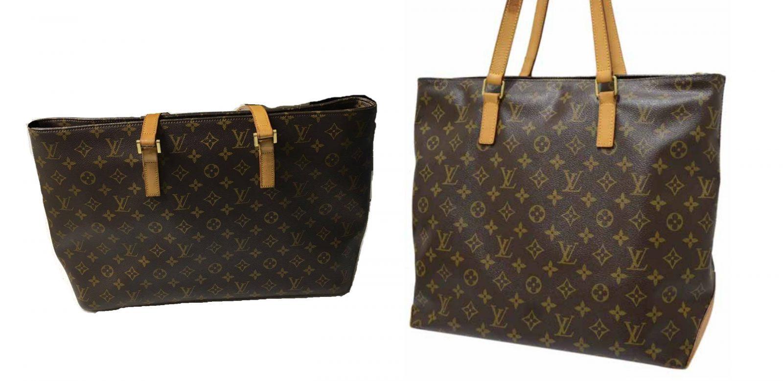 6b5c0f363c9 Jak rozpoznać podróbkę: torebka Louis Vuitton Monogram Cabas - Jest ...