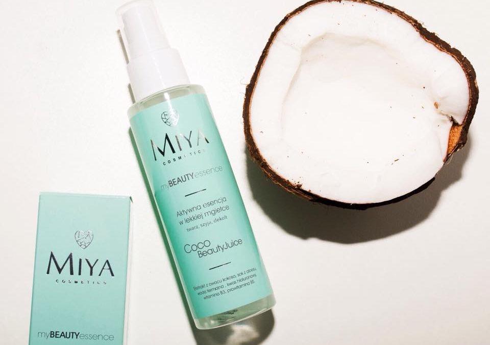 Esencja do twarzy Miya Cosmetics: mój test