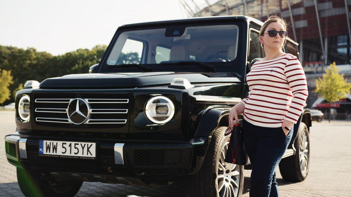 Mercedes-Benz Klasa G: mój test [+ WIDEO]