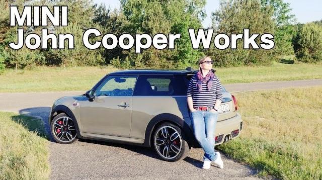 MINI Hatch John Cooper Works: mój test [+ WIDEO]