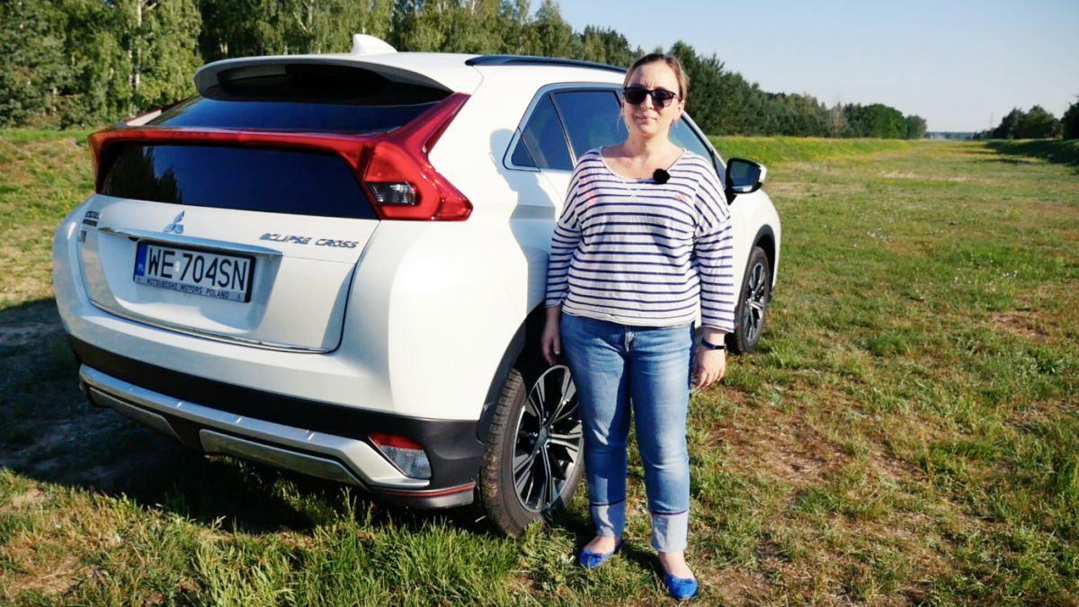 Mitsubishi Eclipse Cross: mój test [+ WIDEO]