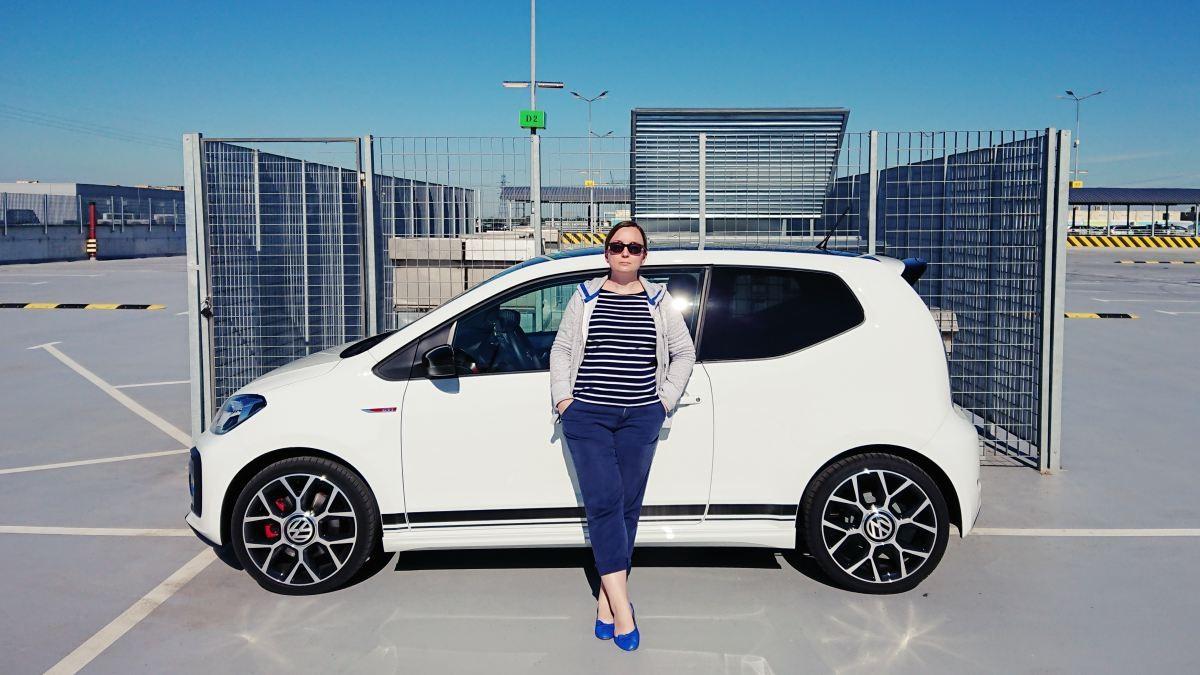 Volkswagen up! GTI: mój test [+ WIDEO]