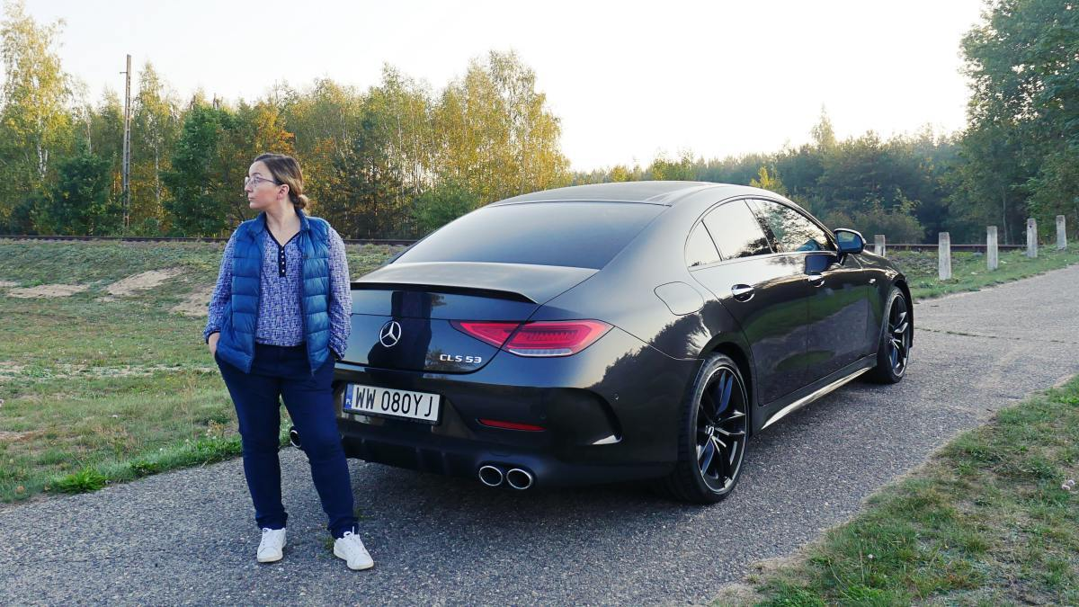 Mercedes-AMG CLS 53: mój test [+ WIDEO]
