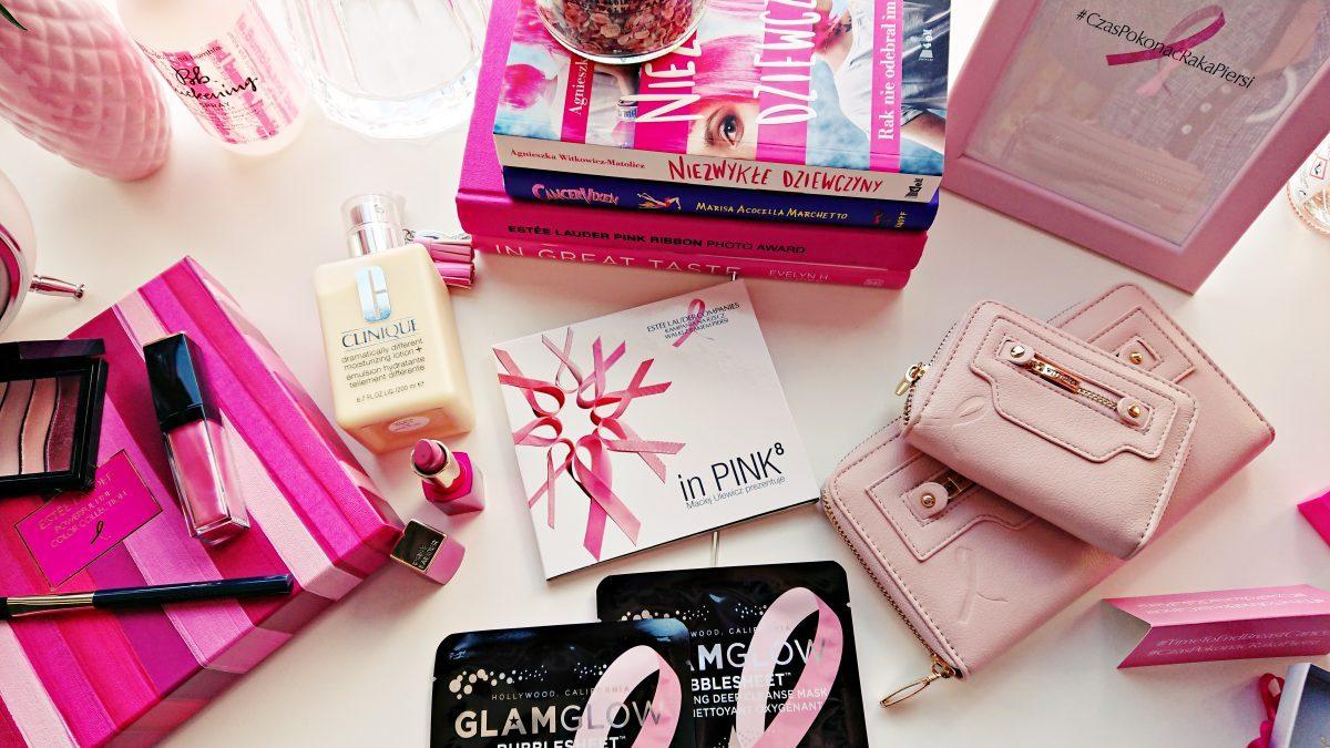 Różowy październik 2018: walcz z rakiem piersi, robiąc zakupy