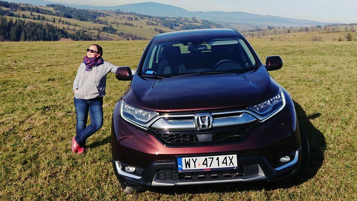 Honda CR-V: mój test [+ WIDEO]