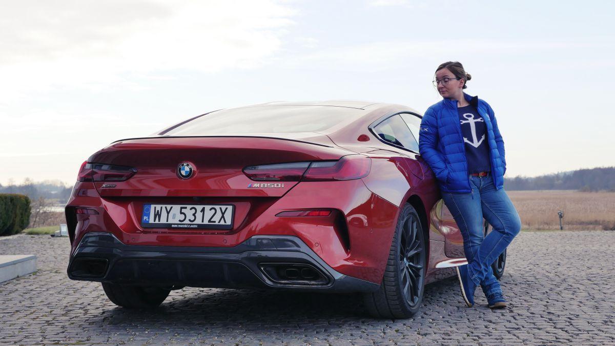 BMW M850i: mój test [+ WIDEO]