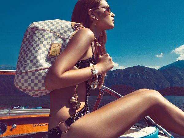 Jak rozpoznać podróbkę torebki Louis Vuitton Galliera?