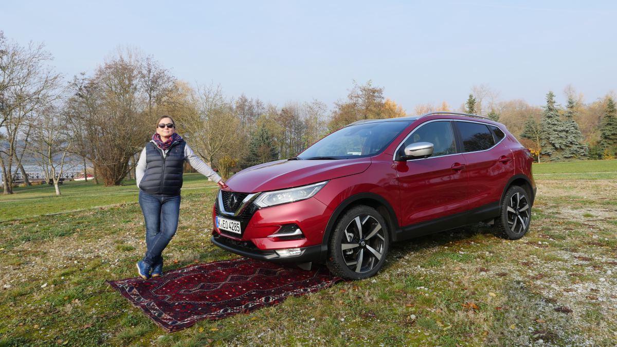 Nissan Qashqai 2019: mój test [+ WIDEO]