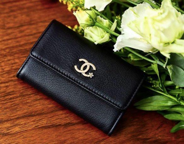 Czy to podróbka: portfel Chanel