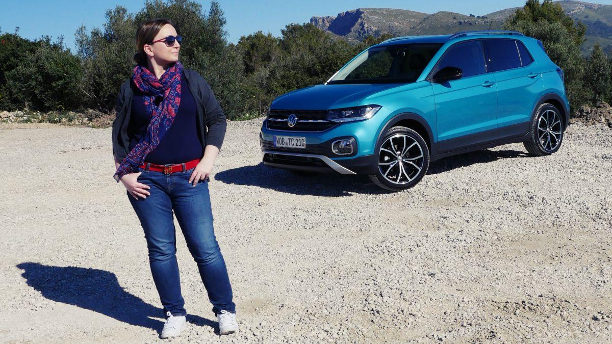 Volkswagen T-Cross: mój test [+ WIDEO]