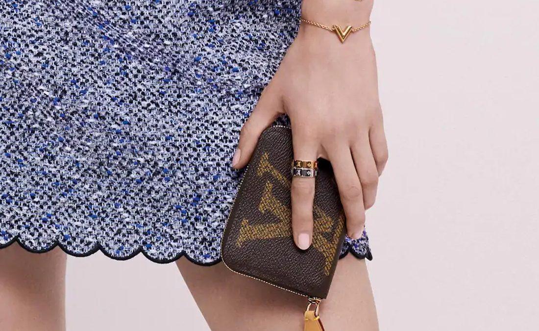 Czy to podróbka: Portfel Louis Vuitton