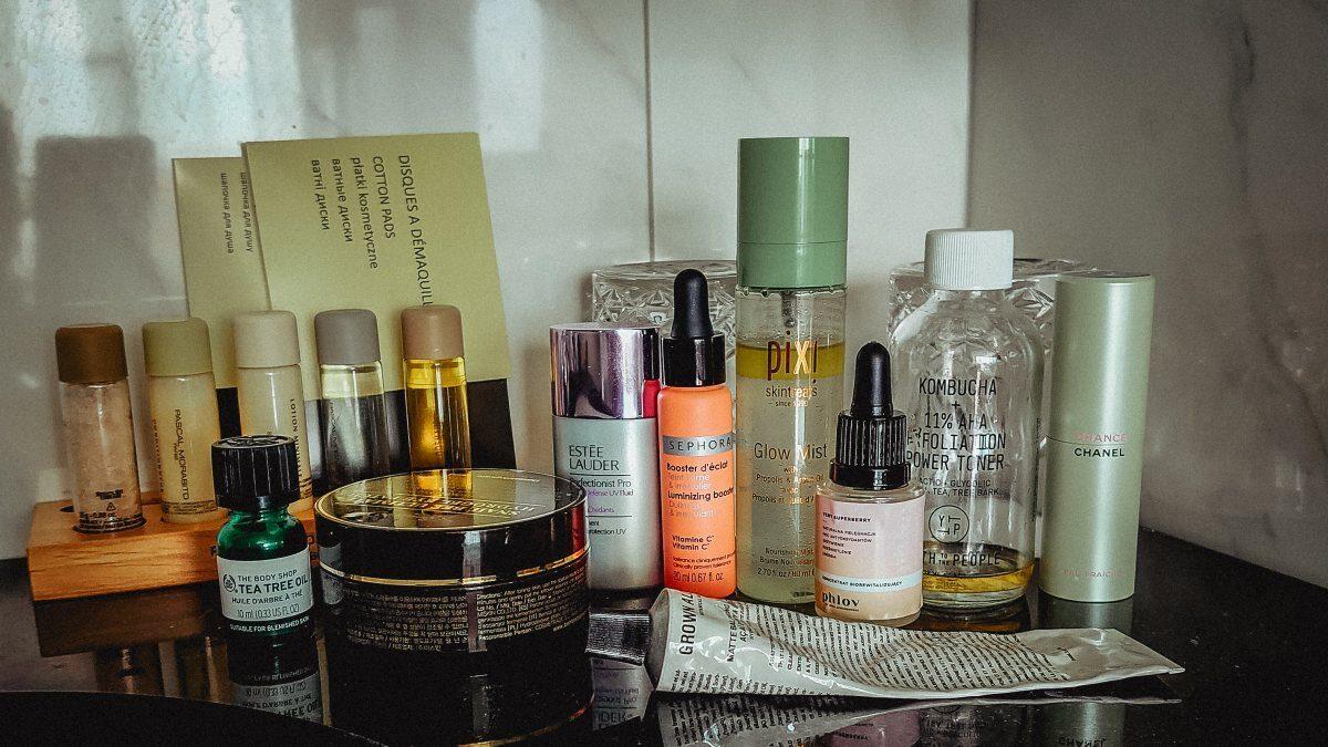 Czego aktualnie używam? kosmetyki pielęgnacyjne, czerwiec 2020